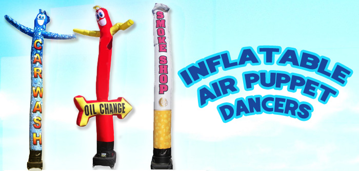 Air Puppet Dancer- Inflatable Tube Man Waving Tube Men