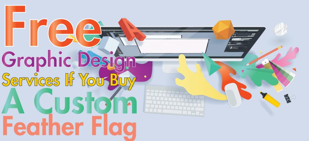 Free-Graphic-Design-Services-With-Custom-Flag