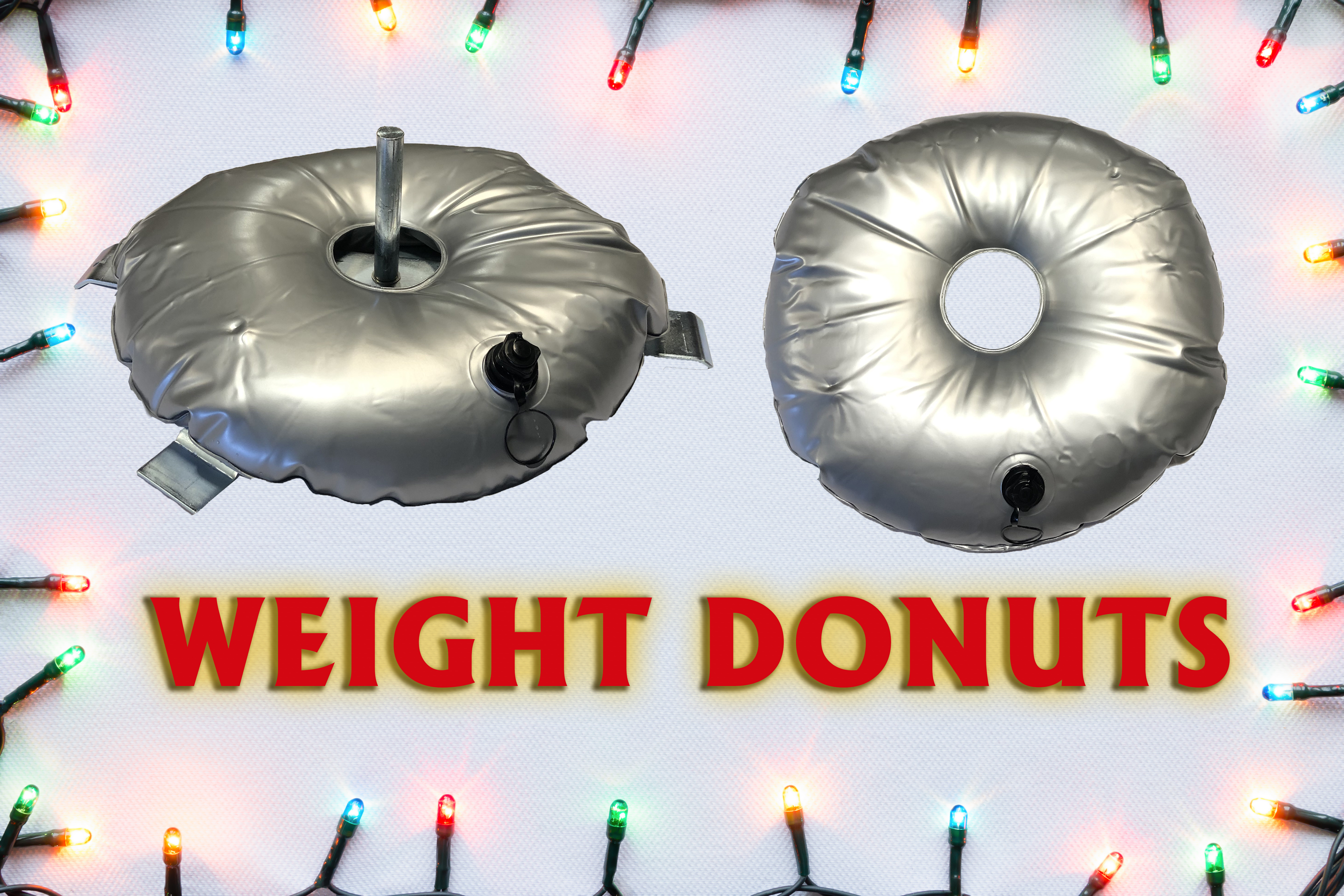 WEIGHT DONUT for cross base