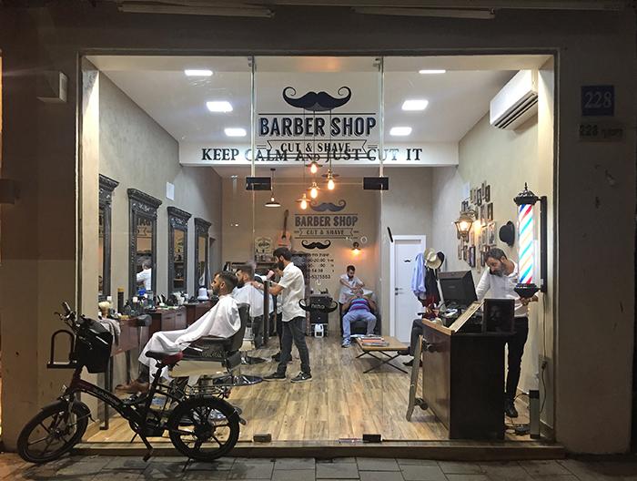 Beard Grooming Kit Barber Shop