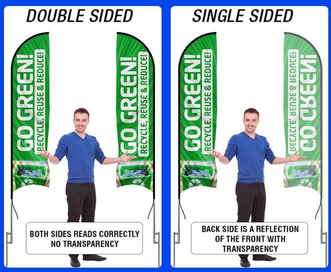 double-sided-feather-flag-vs-single-sided-flag