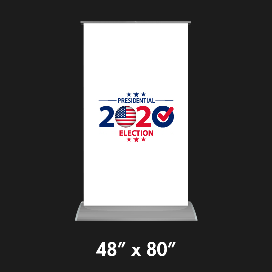 48x80_RetractableBanner_2020_Election