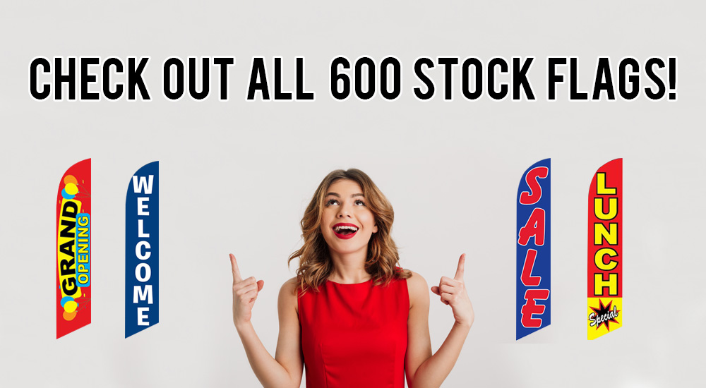 shop our instock flags