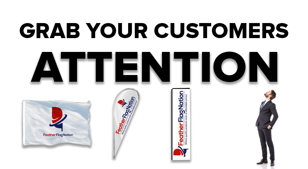 grab your customers attention