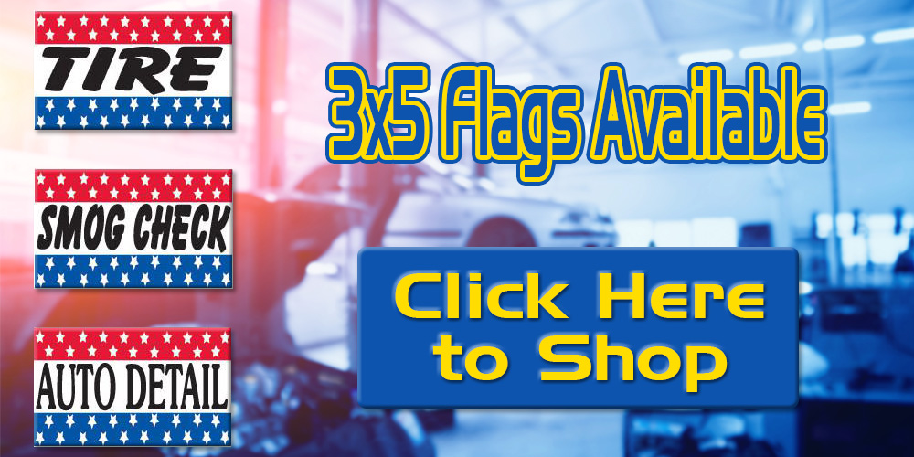 3x5 Flags Available