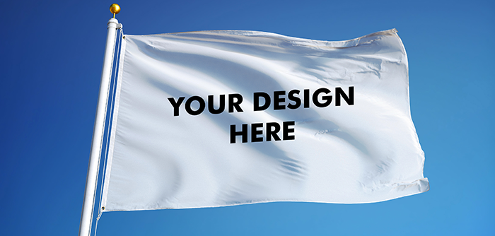 Your Design Here 3x5 Flag