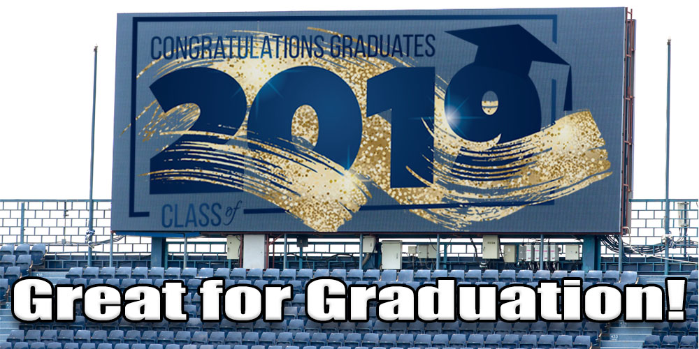 Banners for Graduation