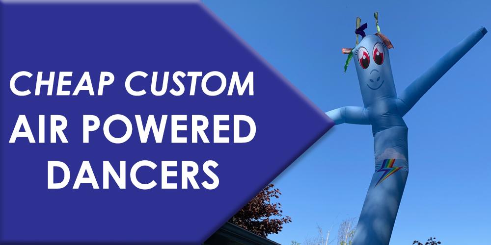 Cheap Custom Air Powered Dancers
