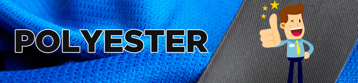 polyester-material mesh