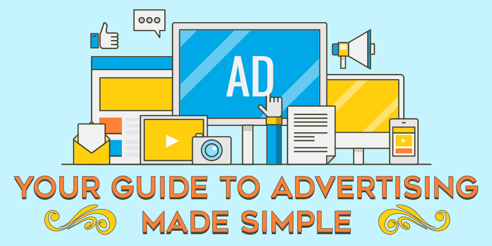 your guide to adverting made simple