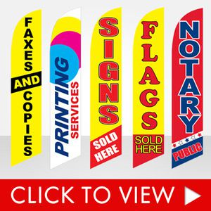 Printing-services-and-sign-companies-stock-feather-flags