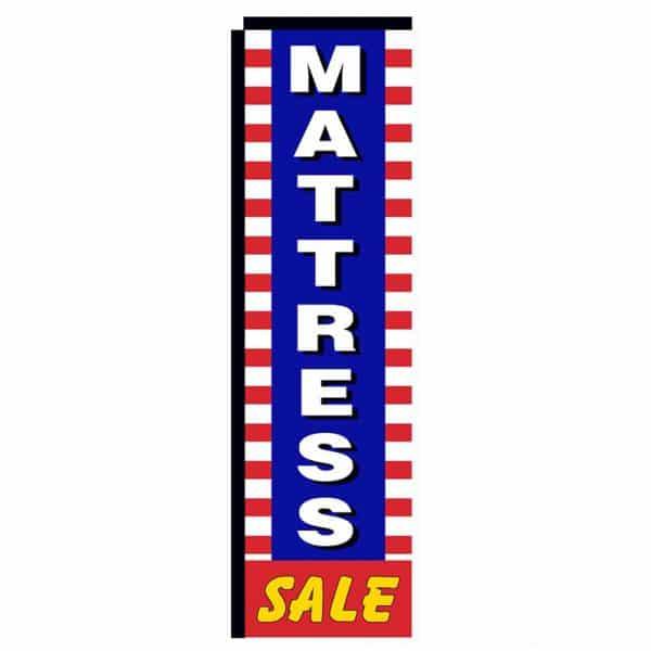 mattress sale rectangle flag ffn-312ns10164
