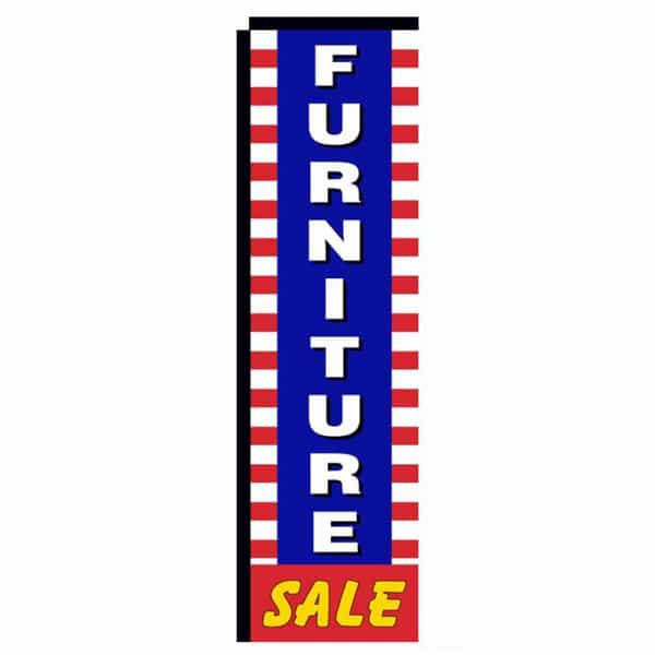 furniture sale rectangle flag ffn-312ns10165