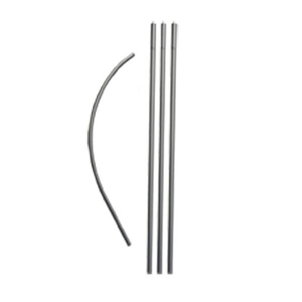 The Curbie Available Now Feather Flag Flex Banner Carbon Composite Pole Kit U1-LJLY-NACV 14