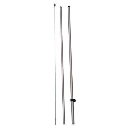 3pc Pole Kit for Small 6ft Feather Flags