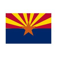 Arizona State 3×5 Flag