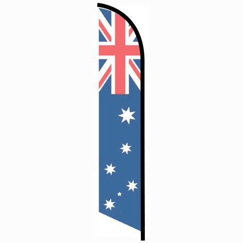 Australian Feather Flag