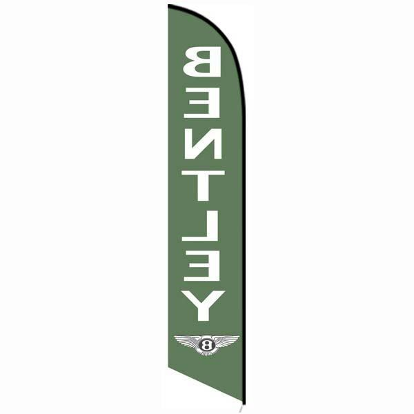 Bentley banner Flag