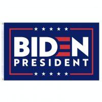 Biden President 2020 Blue 3×5 Flag