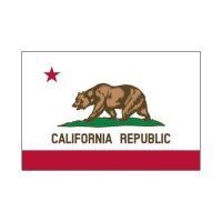 California State 3×5 flag