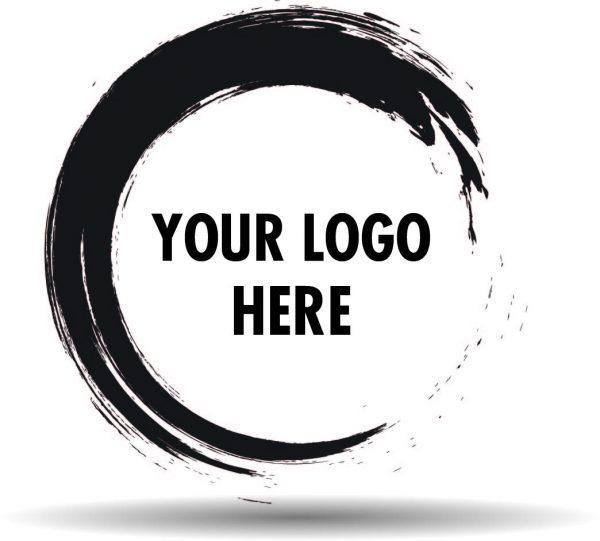 Circle Logo (Your Logo Here)
