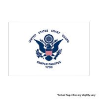Coast Guard Flag – 3×5 Military Flag