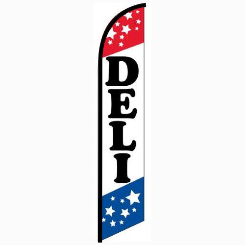 Deli Feather Flag