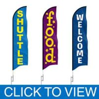 Flags for Events and Festivals