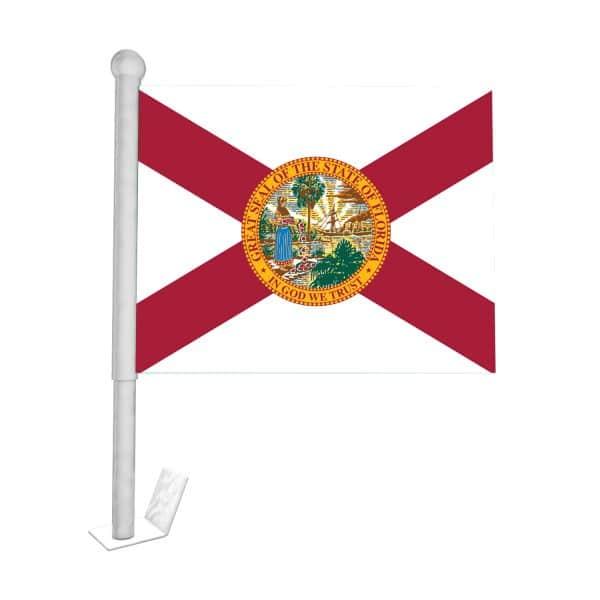 Florida State Car Flag
