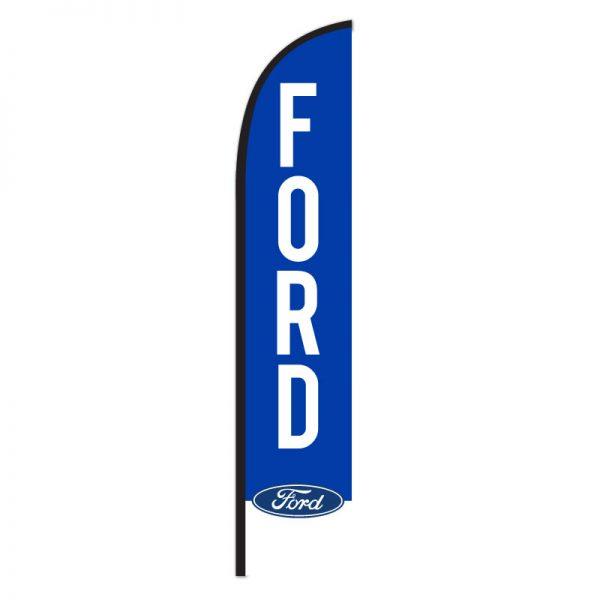 Ford Feather Flag FFN-5841