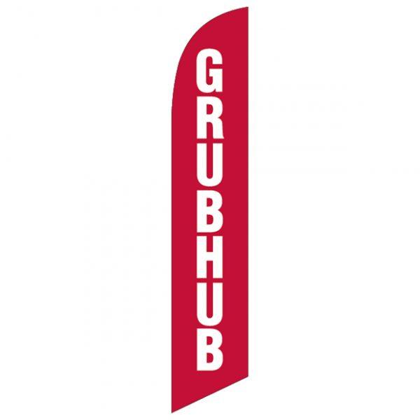 Grubhub-Feather-Flag-FFN-99951