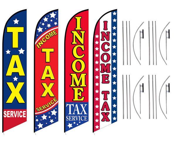 INCOME TAX 4 PACK_FFN-5332, FFN-5462, FFN-5452, FFN-5022C