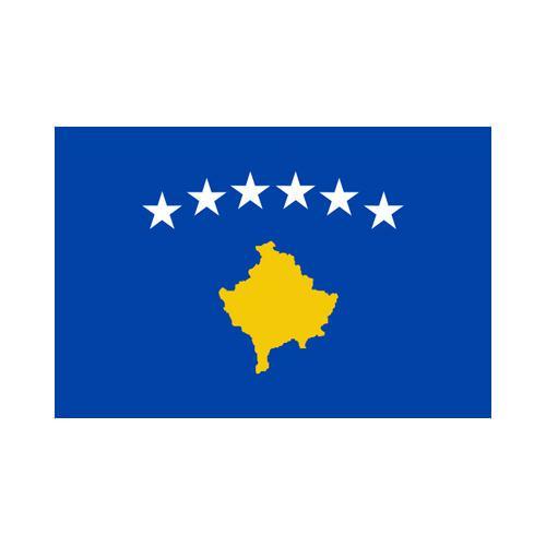 [OUT OF STOCK] Kosovo 3x5 Flag