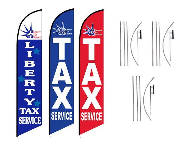 LIBERY TAX 3 PACK_FFN-6019, FFN-5426, FFN-5427