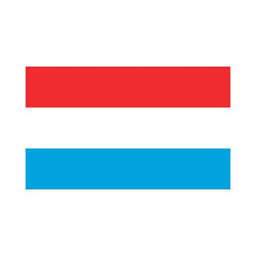 [OUT OF STOCK] Luxembourg 3x5 Flag