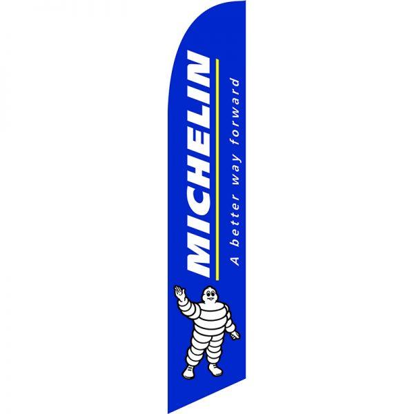 Michelin Feather Flag