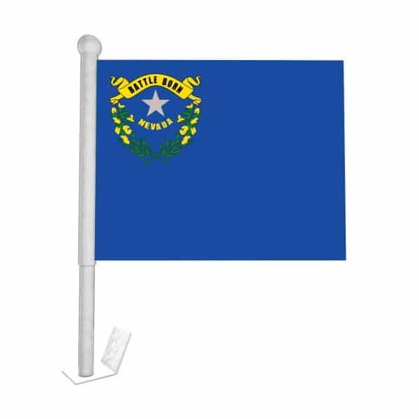 nevada state car flag