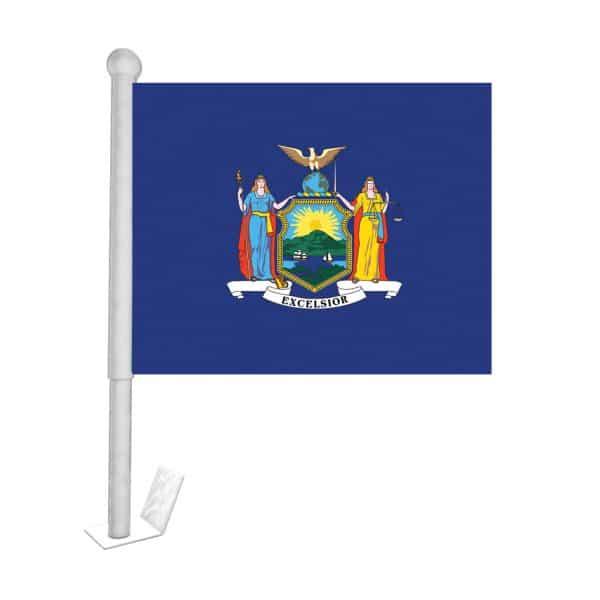 new york state car flag