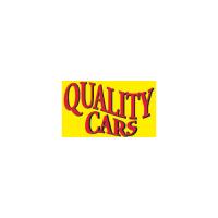 QUALITY CARS 3×5 Flag Yellow