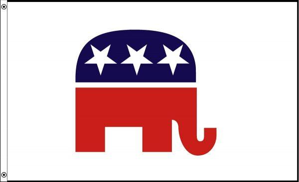 NS35-360 Republican Flag