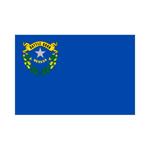 Nevada State 3x5 Flag Usa State Flags Quality Products