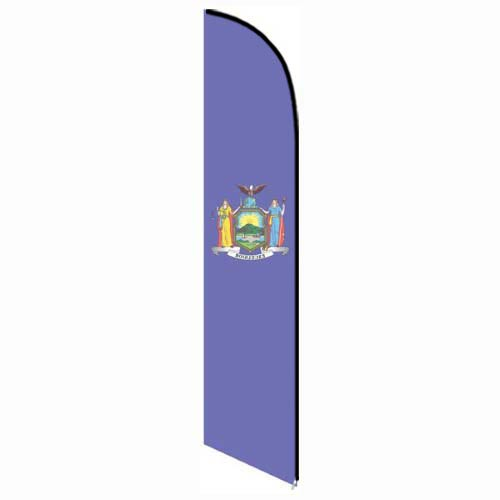 New York State Feather Flag