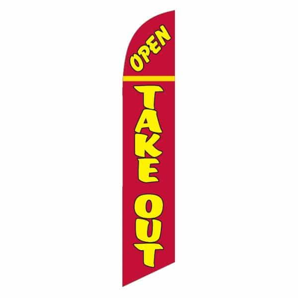 Open-Take-Out-Feather-Flag-Red