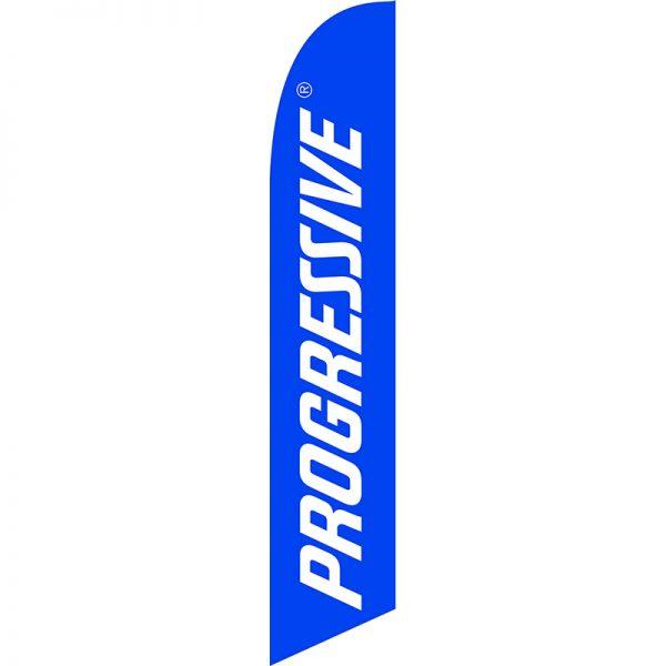 Progressive Feather Flag