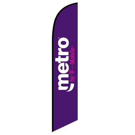 Purple-Metro by tmobile-feather-flag
