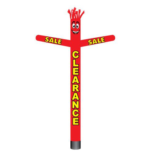 clearance sale inflatable tube man