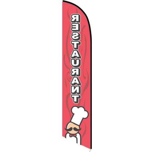 Restaurant Feather Flag