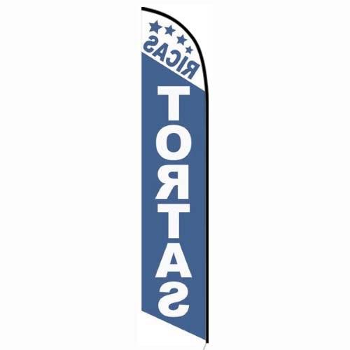 Ricas-Tortas-feather-flag-FFN-5099
