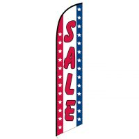 Sale (Patriotic) Feather Flag