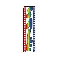 Sale rainbow rectangle flag